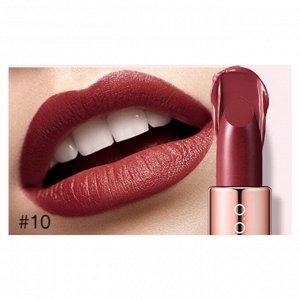 Помада O.TWO.O Velvet Shaping Lipstick № 10 3.8 g