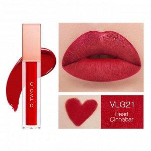 Жидкая помада O.TWO.O Rose Gold Velvet Lip Glide Fondant A Levres Velours № VLG 21 5.7 ml