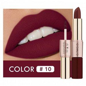 Помада O.TWO.O Rose Gold 2 in 1 Matte Lipstic & Liquid Lipstik № 10 3.5 g