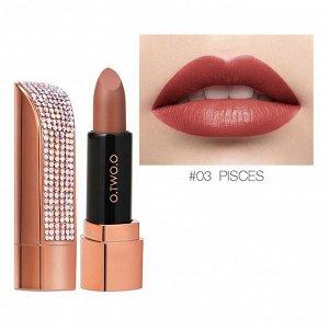 Помада O.TWO.O Galaxy's Kiss Lipstick № 3 3.8 g