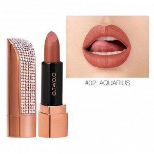 Помада O.TWO.O Galaxy's Kiss Lipstick № 2 3.8 g