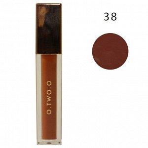 Жидкая помада O.TWO.O Rose Gold Velvet Lip Glide Fondant A Levres Velours № VLG 38 5.7 ml
