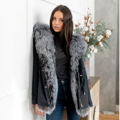 Меховые изделия высокого качества и другая верхняя одежда — Парки — Утепленные пальто