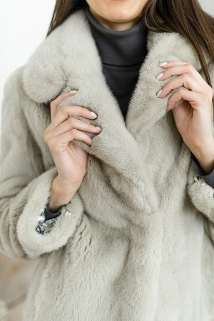 Куртка из норки Мята