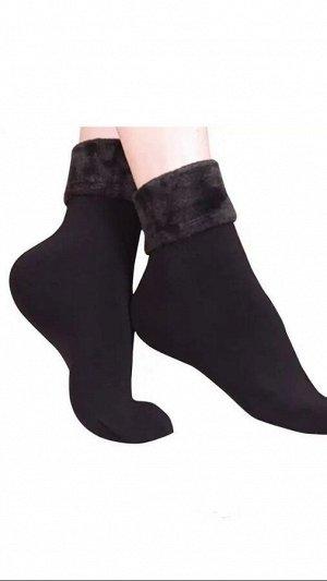 Носки с мехом