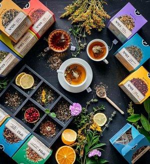 Фиточай Lux Очищающий чайный напиток