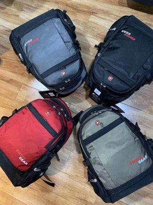 Рюкзак Такой рюкзак может быть использован как для путешествий, так и для вело-мото-прогулок. Жесткая спинка. оочень вместительный.  Немного другая ручка - не тканевая, а пластиковая!!!