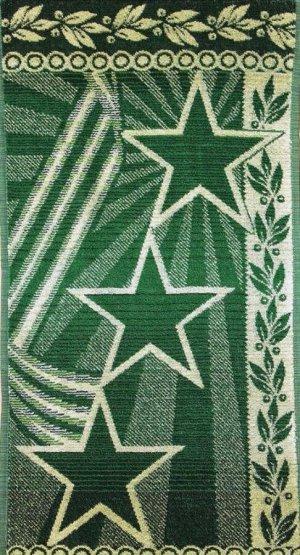 Полотенце махровое Три звезды