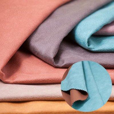 TEXTILE➕№5 - Всё для штор, мягкой мебели, текстиль для дома  — Искусственная замша Forest  — Ткани