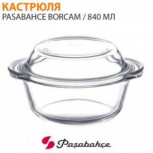 Жаропрочная кастрюля Pasabahce Borcam / 840 мл