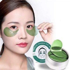 Гидрогелевые патчи Marine Energy Eye Mask 60 шт