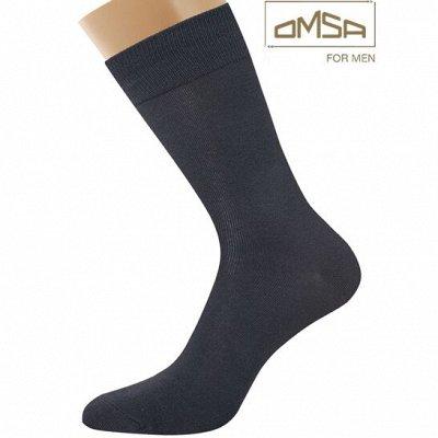 Колготки, чулки, носки от лучших брендов! Весь ассортимент — Мужские носки OMSA. — Носки