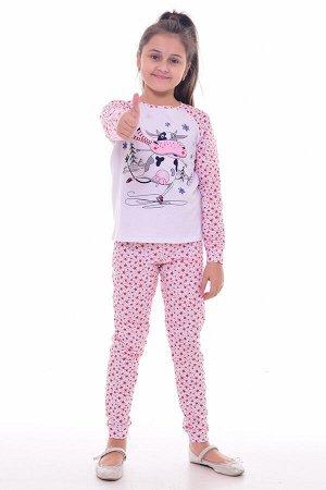 Пижама детская 7-278 (красный)