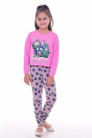 Пижама детская 7-274 (розовый)