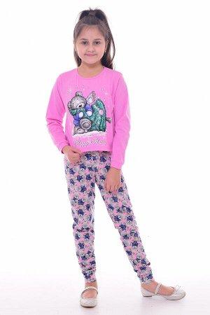 Пижама подростковая 12-087 (розовый)