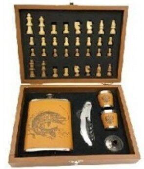 Набор-чемодан с шахматами GT-TZ209