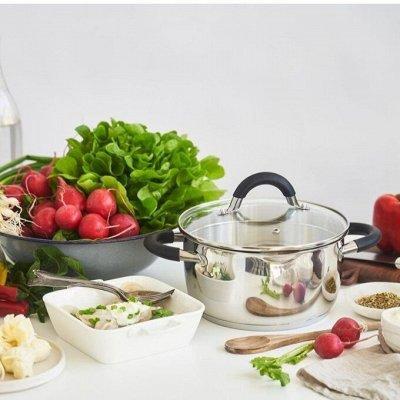 Heва Meталл — пocуда для вашей кухни — Кастрюли/новинки/подходят для индукции — Кастрюли