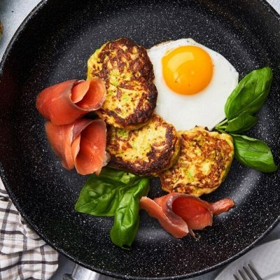 Heва Meталл — пocуда для вашей кухни — Neva Granite — Классические сковороды