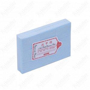 Салфетки безворсовые 60х40 мм. Blue