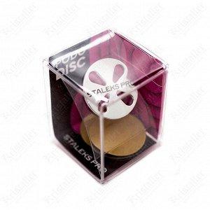 Диск педикюрный PODODISC STALEKS PRO L со сменным файлом 180 грит 5 шт (25 мм)