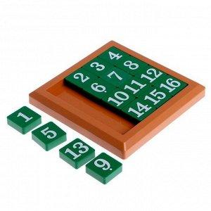 Настольная игра-судоку «Сложи квадрат»