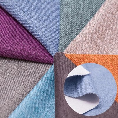 TEXTILE➕№5 - Всё для штор, мягкой мебели, текстиль для дома  — Мебельная ткань Tony (рогожка) — Ткани