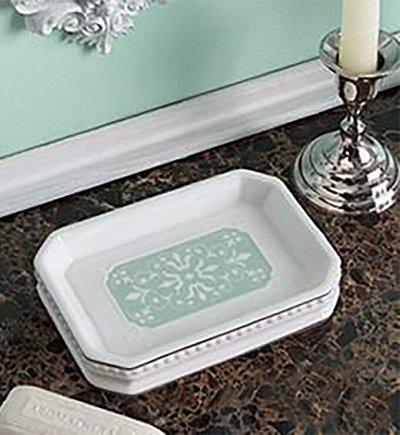 ВСЕ В ДОМ: Посуда для дачи — Аксессуары для ванной