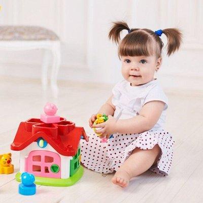 Полесье. Любимые игрушки. Наличие — Малышам. Логика, каталки, пирамидки, погремушки — Развивающие игрушки