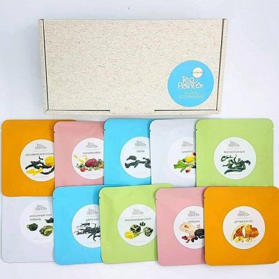 Шикарный чай от TeaPoint — Шикарные подарочные наборы — 8 марта