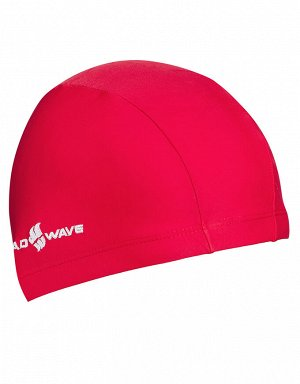 Текстильная шапочка для плавания взрослая