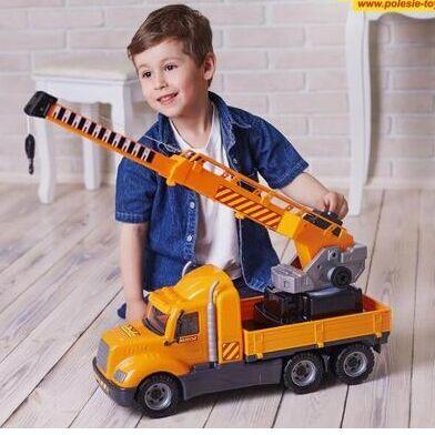 Полесье. Любимые игрушки. Наличие — Машинки, тракторы, дорожные знаки — Машины, железные дороги
