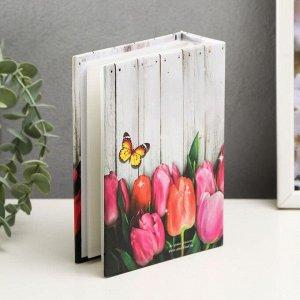 "Фотоальбом ""Тюльпаны"" на 96 фото 10х15 см"