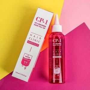 Интенсивный филлер для мгновенного питания и восстановления волос  3 Seconds Hair Ringer Hair Fill-up Ampoule