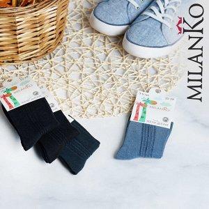 Детские носки летние MilanKo IN-161