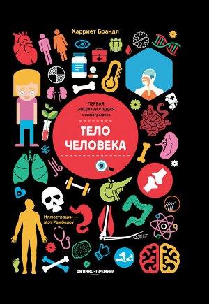 Тело человека: инфографика