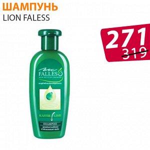 """💎LION """"FALESS"""" Шампунь против выпадения 180мл для норм.и жирных волос"""