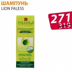 """💎АКЦИЯ -30% LION """"FALESS"""" Шампунь против выпадения 180мл для сухих и повр.волос/12шт/ срок 04,22"""