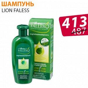 """💎LION """"FALESS"""" Шампунь против выпадения 300мл для норм.и жирных волос"""