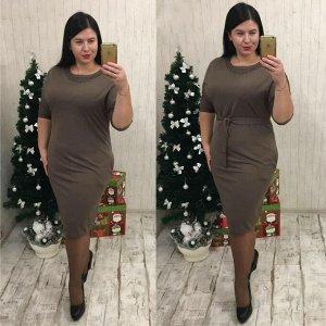 Платье ТКАНЬ: КРЕПУН