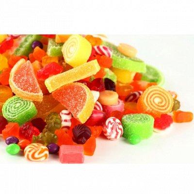Самые вкусные конфеты — Сладости