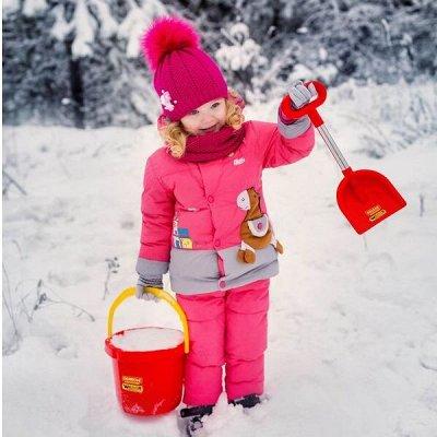 Полесье. Игрушки из лучшего пластика! Беларусь — Для игры со снегом. Лопаты, ведра — Спортивные игры