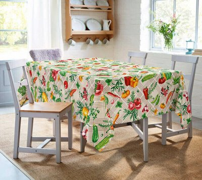 Ивановский текстиль, любимый! КПБ, подушки, одеяла, полот — Текстиль для кухни — Скатерти