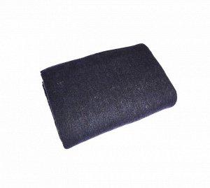 Одеяло полушерстяное 100*140см. Плотность 400 г/м2 (Темно-синий)