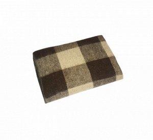 Одеяло п/ш 100*140см. Плотность 400 г/м2 (Мадрид, коричневый)