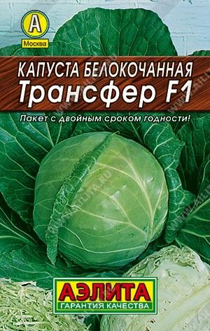 Капуста б/к Трансфер F1 0,1г