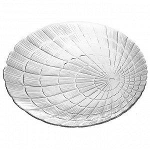 Тарелка из закаленного стекла ATLANTIS 6 штук 320 мм 10237В