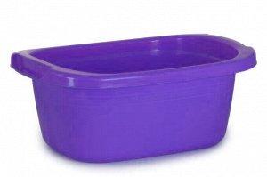 Таз 27 л овальный Фиолетовый