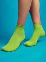 PREMIO' / Носки женские/короткие/из экологичного хлопка/на каждый день/для занятий спортом