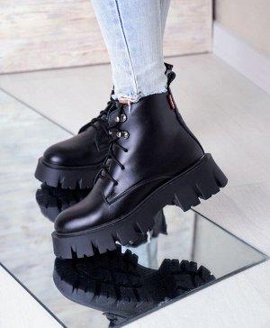 Ботинки Милитари 12 черный