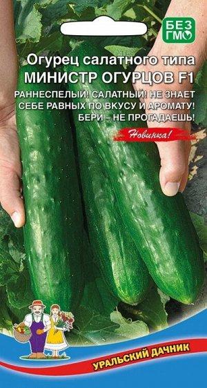 Огурец Министр Огурцов F1 (УД) Новинка!!!